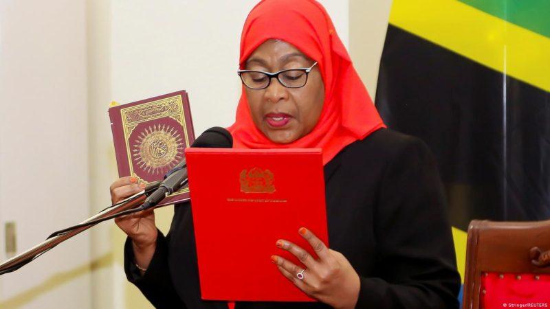 Samia Suluhu Hassan: Who is Tanzania's new president?