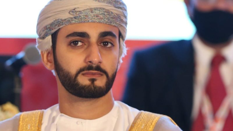 Oman Sultan's oldest son named as crown prince