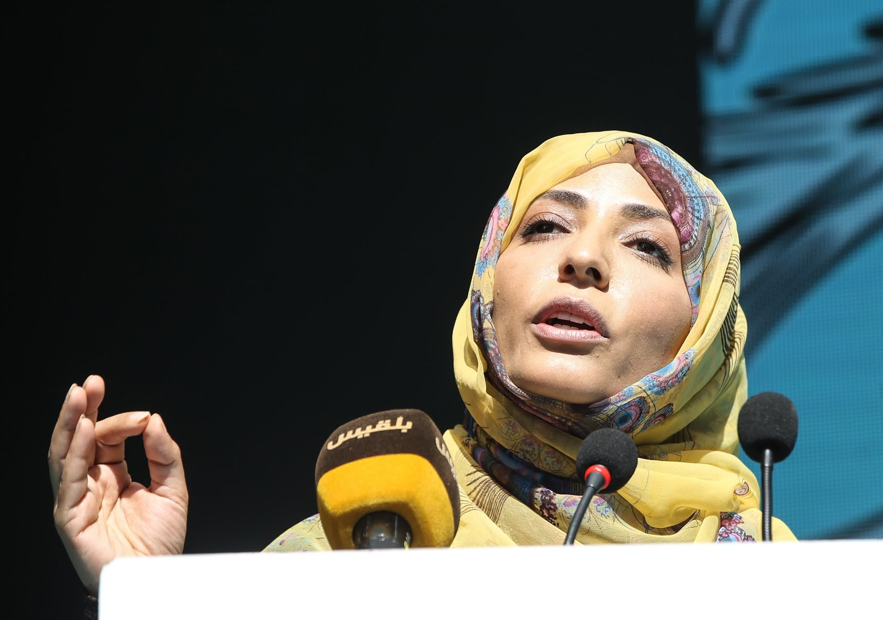 She Helped Launch Yemen's Revolution. 10 Years On, Tawakkol Karman Still Believes Change Is Possible