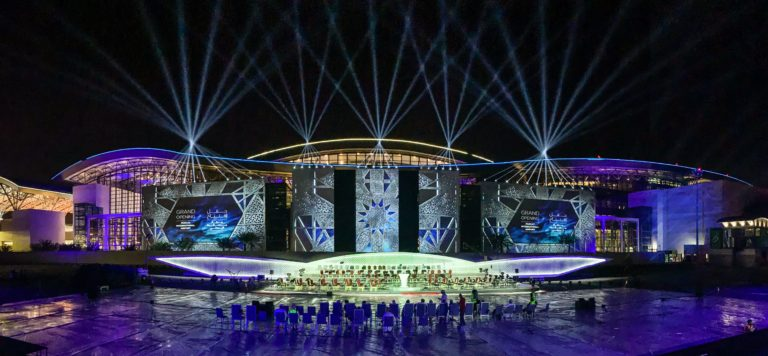 """""""A landmark for our country"""": Muscat International Airport is inaugurated in spectacular style"""