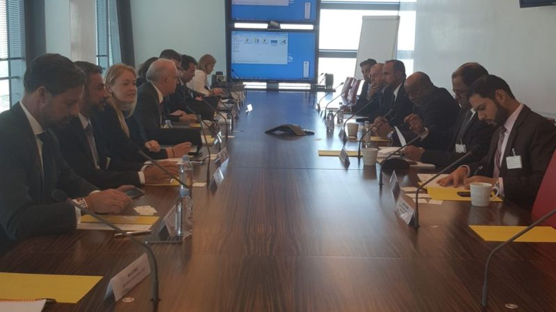 ENGIE received a delegation from the Omani Special Economic Zone Authority of Duqm