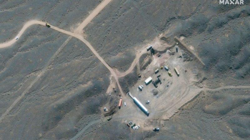 Accident ou attaque : que s'est-il passé au centre nucléaire iranien de Natanz ?