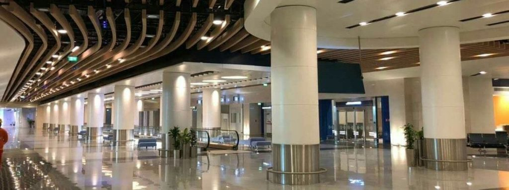 A Guide to Muscat International Airport