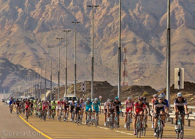 The Best Cycling Routes in Oman