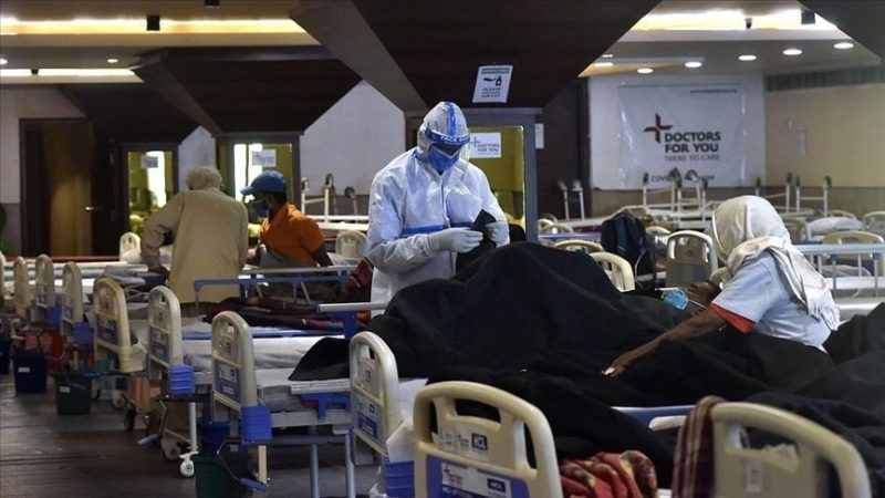 India registers more than 392,000 daily COVID-19 cases